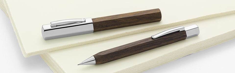 Faber Castell Ondoro Wood Collection