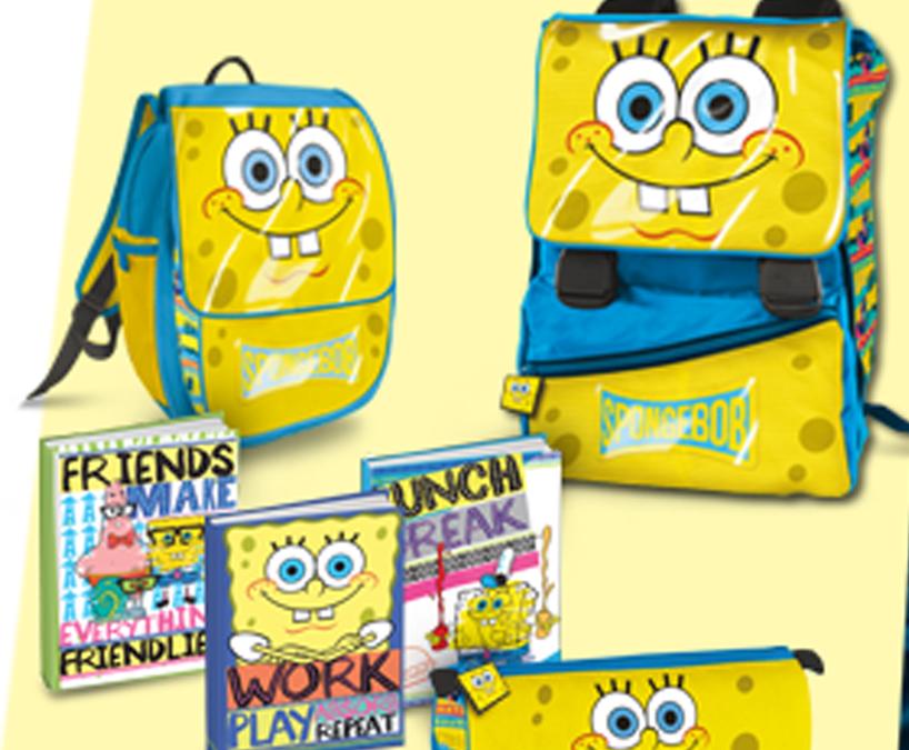 Zaini SpongeBob Squarepants